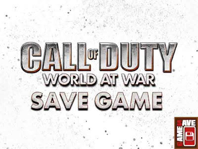 cod 5 world at war save game pc