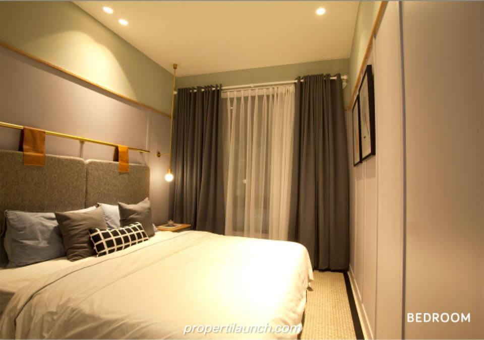 Show Unit Apartemen Lloyd Tipe 2 Bedroom