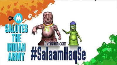 Salaam Haq Se Lyrics – Fazilpuria   A Tribute To Indian Army