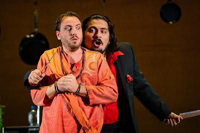 Giuseppe Talamo, Gocha Abuladze - Verdi: Un giorno di regno - Heidenheim Opera Festival (Photo Oliver Vogel)