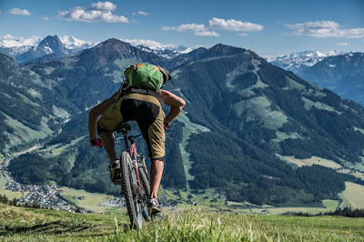 Biketouren Brixen im Thale