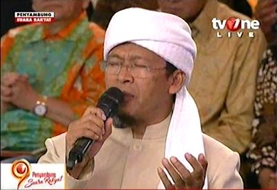 Ulang Tahun ke-9 TV One, Inilah Doa Aa Gym yang Menyejukkan
