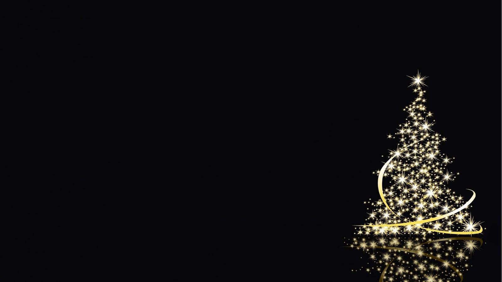 golden-christmas-tree-design-with-stars-Black-dark-background-image.jpg