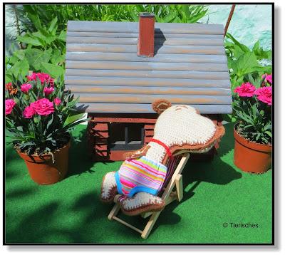 Ein Häuschen im Grünen für Snoopy