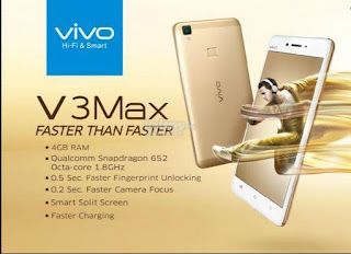 Cara Flash Vivo V3 Max Via Qcom Terbaru 2018