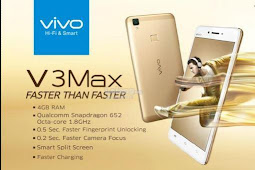Cara Flash Vivo V3 Max Via Qcom Terbaru 2018