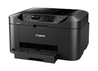 No existent affair what form of trouble organization y'all convey Canon MAXIFY MB2110 Drivers Download