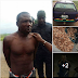 (PHOTOS) ILLEGAL ARMS DEALERS NABBED ON THEIR WAY TO DELIVER WEAPONS TO BANDITS