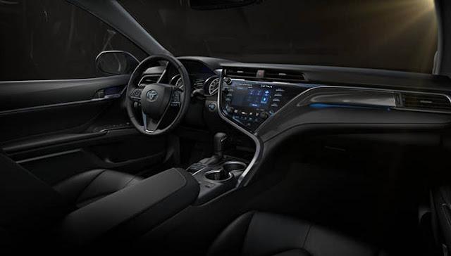 2018 Toyota Camry Prototype Specs