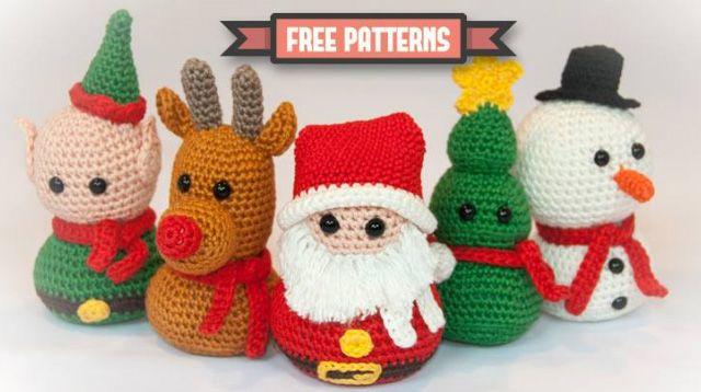 Pinterest Kerst Haken Qb15 Blessingbox