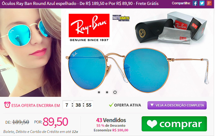 eacdfad2d Oculos Ray Ban Replica Primeira Linha | City of Kenmore, Washington