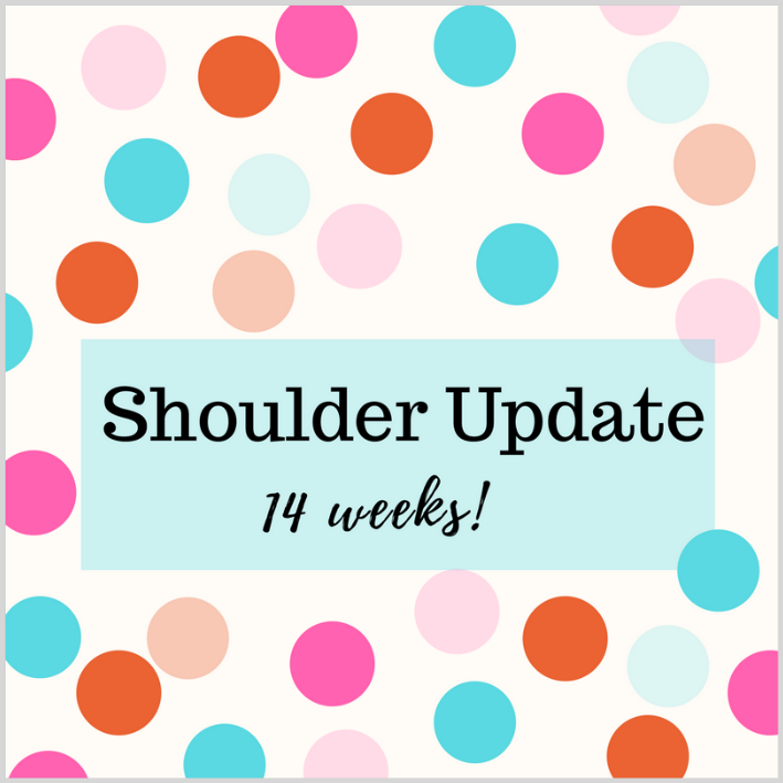 Shoulder Update