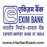 EXIM Bank MT Recruitment 2018