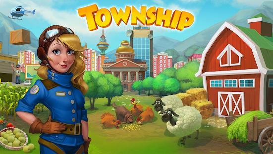 تحميل لعبة Township اخر إصدار 2019 شبيهت المزرعة السعيدة