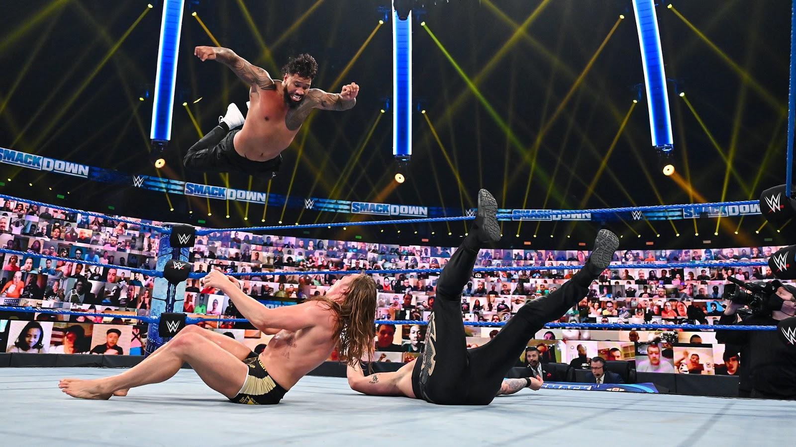 Jey Uso vai enfrentar Roman Reigns no Clash of Champions