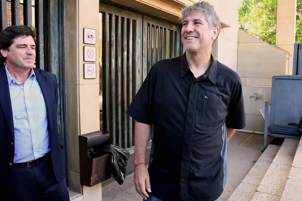 El ex vicepresidente Amado Boudou permanecerá en prisión domiciliaria