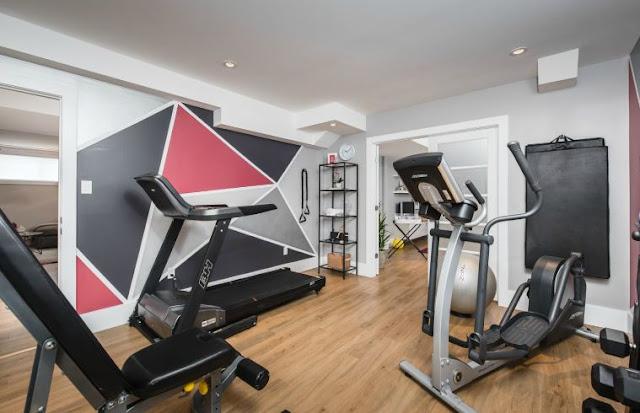how to upgrade home gym