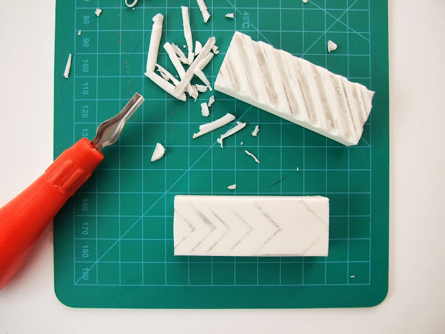 how to make eraser at home