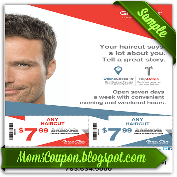 haircut coupons mn use free printable great coupons for big discounts 3864