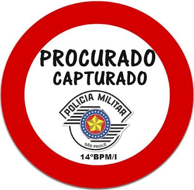POLÍCIA MILITAR CAPTURA PROCURADO DA JUSTIÇA QUE FOI ATÉ A BASE PEDIR INFORMAÇÃO