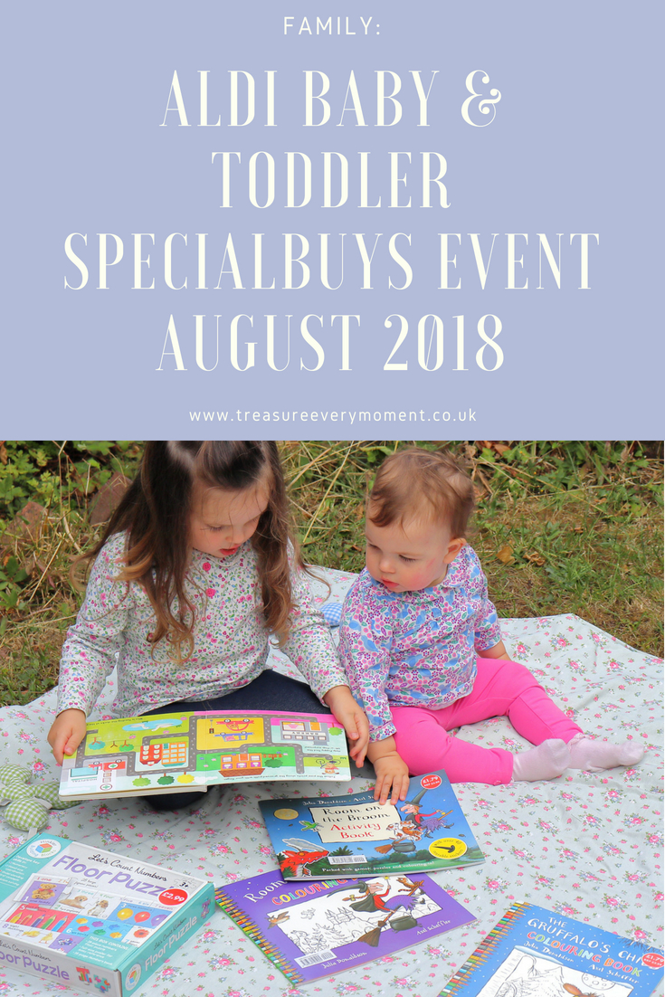 FAMILY: What does the Aldi Baby & Toddler Specialbuys Event August 2018 have to offer?