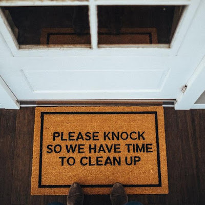 12 Cool Doormats For Your Home.