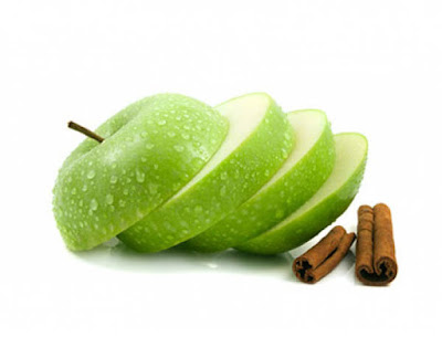 drink green apple cinnamon tea everyday to lose weight
