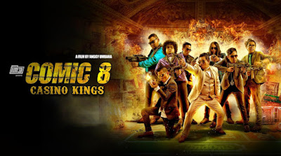 Comic 8 Casino Kings (2016) Full Movie