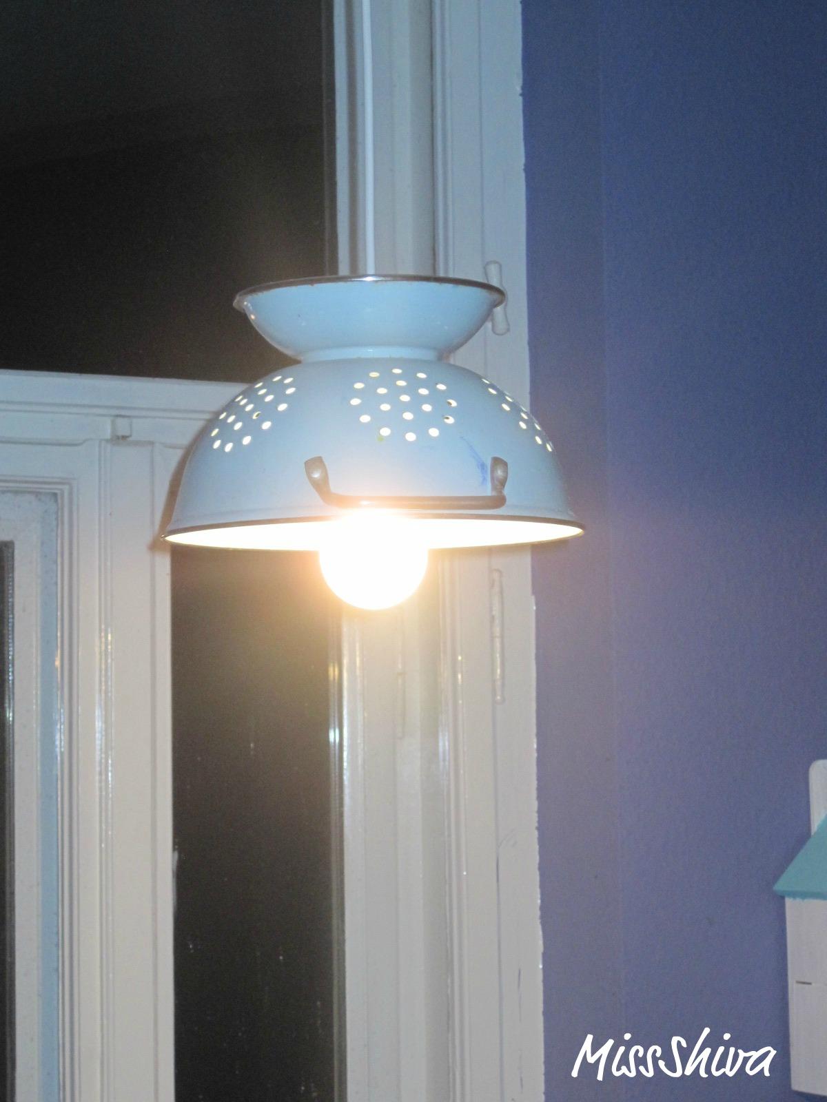 miss shiva diy lampe. Black Bedroom Furniture Sets. Home Design Ideas