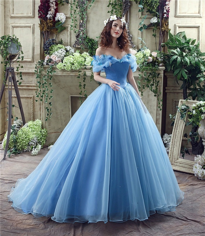 Top 13 Charming Cinderella Wedding Dress | Wedding Celebration