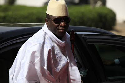 African Union to stop recognizing Yahya Jammeh as Gambian President from January 19th