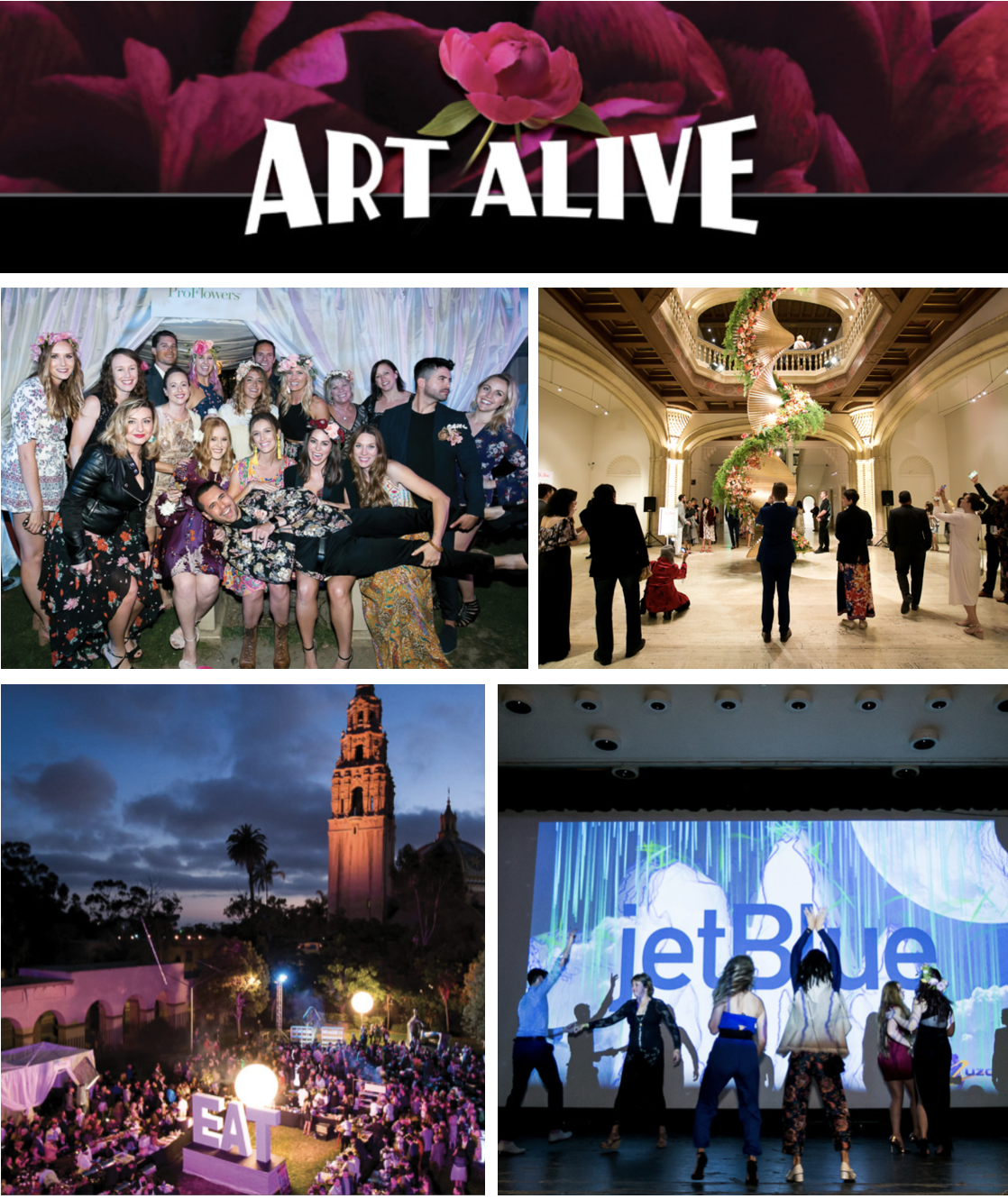 Don't Miss Art Alive 2019 This April 11-14!