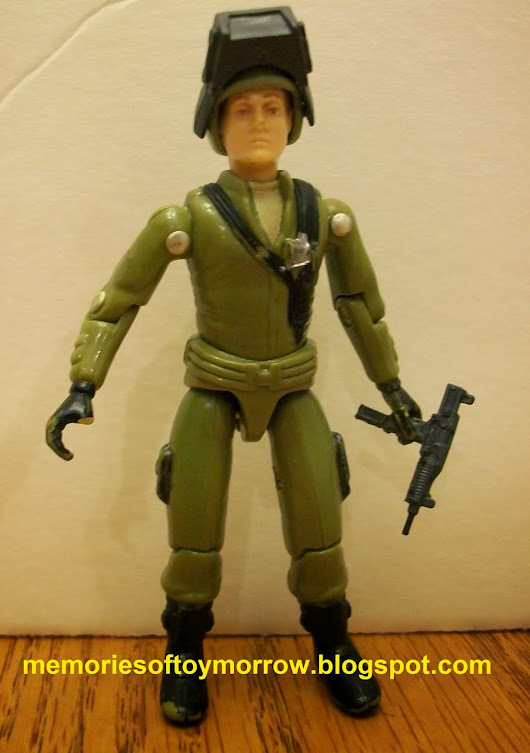 In 1982: GI Joe Steeler was Straight and Armed with a Suprise !!