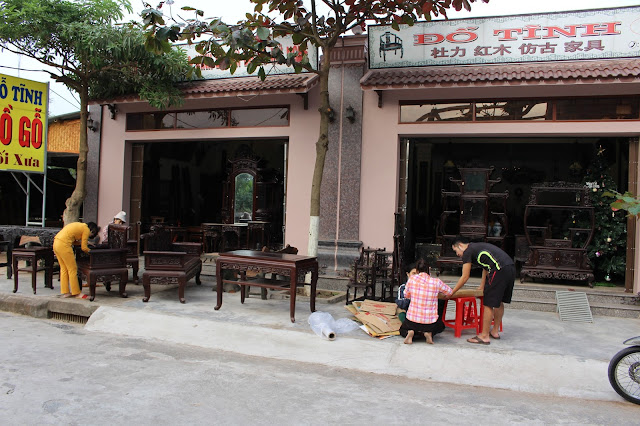 Cửa hàng Đồ gỗ Đỗ Tĩnh - Nơi bán sập gụ đẹp tại An Giang
