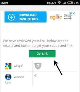 cara download safelink