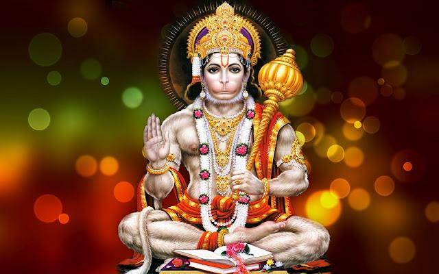 Best God Hanuman HD Wallpaper For MacBook