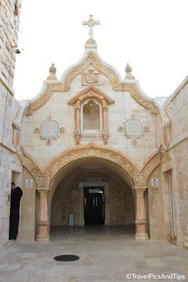 Grotte de Lait, Bethleem, Cisjordanie