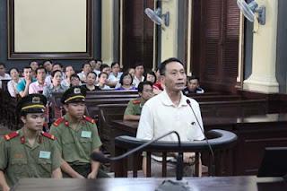 Nguyễn Đình Ngọc (blogger Nguyễn Ngọc Già) đã mãn án sau 3 năm tù.