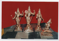 Mallisetty Handicrafts Tirupati, Panchaloha idol makers