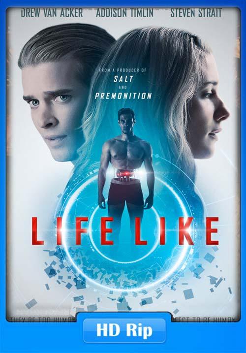 Life Like 2019 720p WEBRip x264 | 480p 300MB | 100MB HEVC