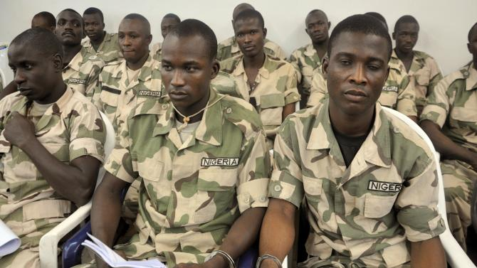 soldiers sacked boko haram