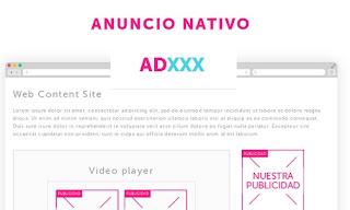 Adxxx - Publicidad Nativa para adultos