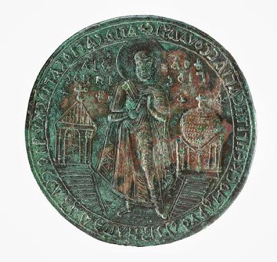 Η ανακάλυψη του τάφου του Αποστόλου Φιλίππου στην Ιεράπολη έριξε φως και στην ερμηνεία αυτής της βυζαντινής χάλκινης σφραγίδας ψωμιού του 6ου αιώνα (σήμερα στο Virginia Museum of Fine Arts) που εικονίζει τον Απόστολο Φίλιππο. Τα κτίρια μπορούν σήμερα να ταυτοποιηθούν ως το θολωτό μαρτύριο του Αποστόλου δεξιά και η εκκλησία με τον τάφο του αριστερά. Στη μέση η επιγραφή: + Ο ΑΓΙΟΣ ΦΙΛΙΠΠΟΣ και κυκλοτερώς: ΑΓΙΟΣ ΑΓΙΟΣ ΑΓΙΟΣ ΚΥΡΙΟΣ ΣΑΒΑΩΘ ΠΛΗΡΗΣ Ο ΟΥΡΑΝΟΣ ΚΑΙ Η ΓΗ ΤΗΣ ΑΓΙΑΣ ΣΟΥ ΔΟΞΗΣ. http://leipsanothiki.blogspot.be/