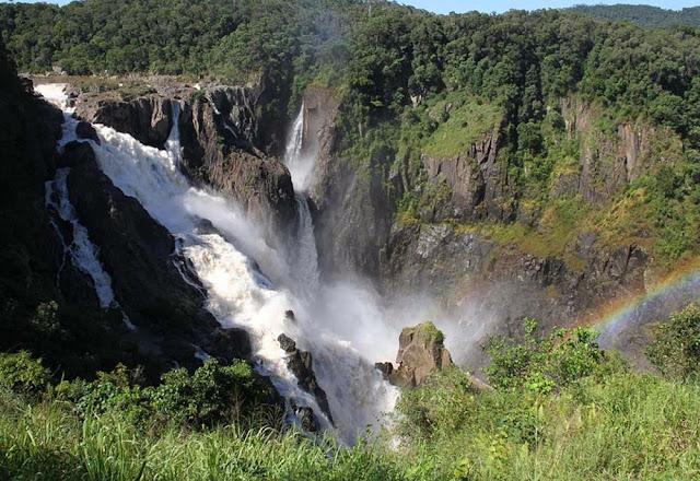 Barron Falls – Austrália