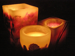 Velas decorativas 10