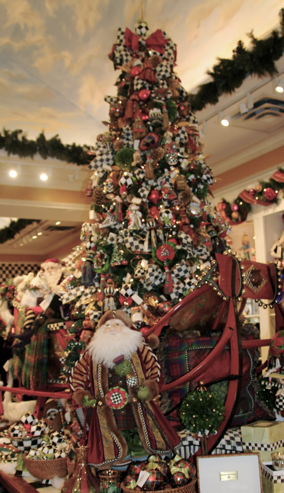Holiday Shopping Mackenzie Childs
