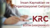 İnsan Kaynakları ve Organizasyonel Gelişim Eğitimi / KRC Eğitim Danışmanlığı / Kurumsal Eğitimler
