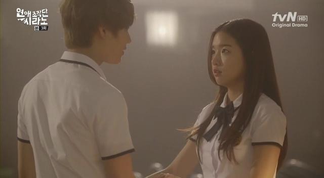 Sooyoung kiss scene dating agency cyrano 5