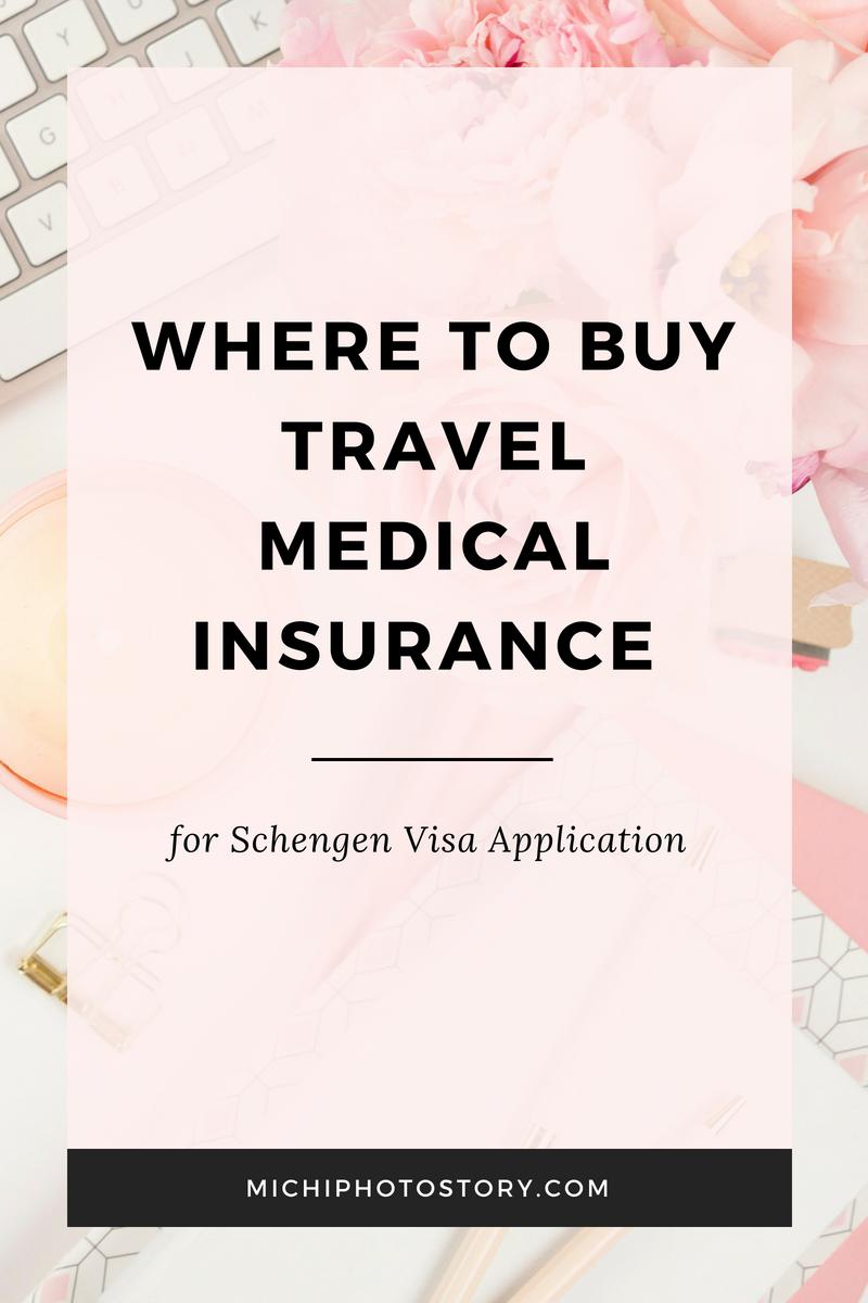Michi Photostory: Where to Buy Travel Medical Insurance ...