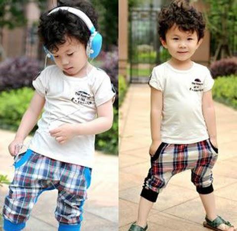 foto baju anak gaul